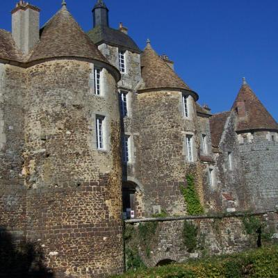 chateau de ratilly puisaye