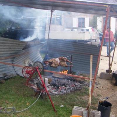 rassemblement 2008 michel ouagne super  cuistot