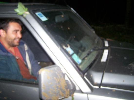 rando 15 aout 2008