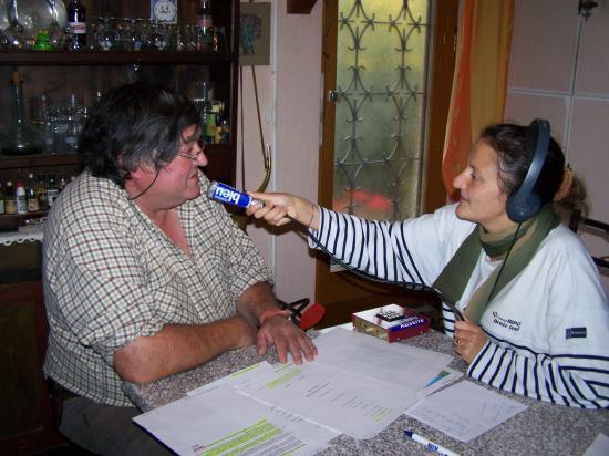 radio france bleu auxerre a fougilet