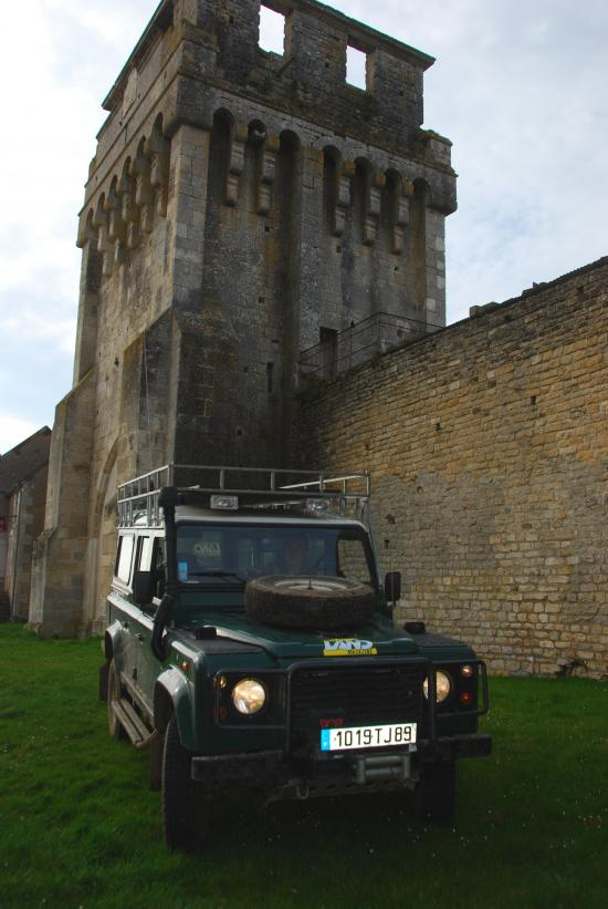 tourisme  druyes  chateau