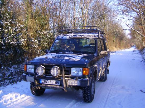 300tdi de ted hiver 2009