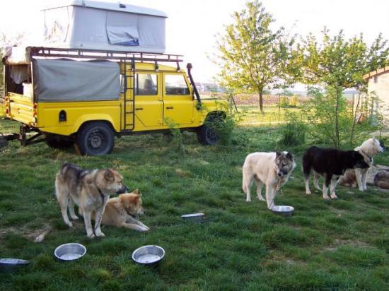 visite de gerald le munsher 2007